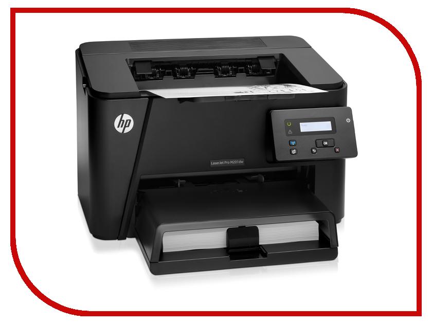 Принтер HP LaserJet Pro M201dw