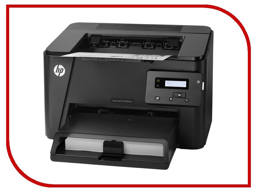 Принтер HP LaserJet Pro M201n<br>