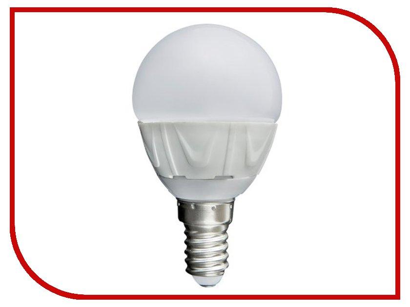 Лампочка Robiton LED Globe-5W-2700K-E14<br>