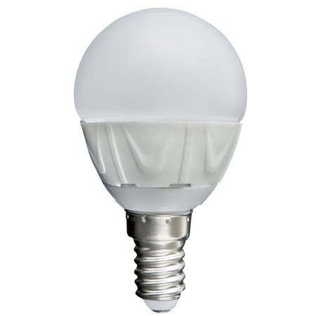 Лампочка Robiton LED Globe-5W-4200K-E14