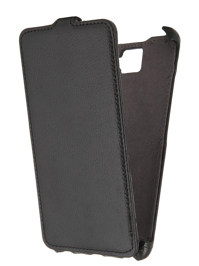 ��������� ����� Lenovo S856 Partner Flip-case Black ��032389