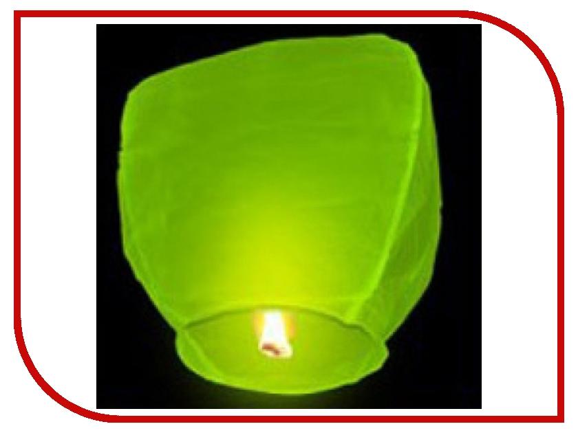 Небесный фонарик Эврика Фонарь желаний Green 91834