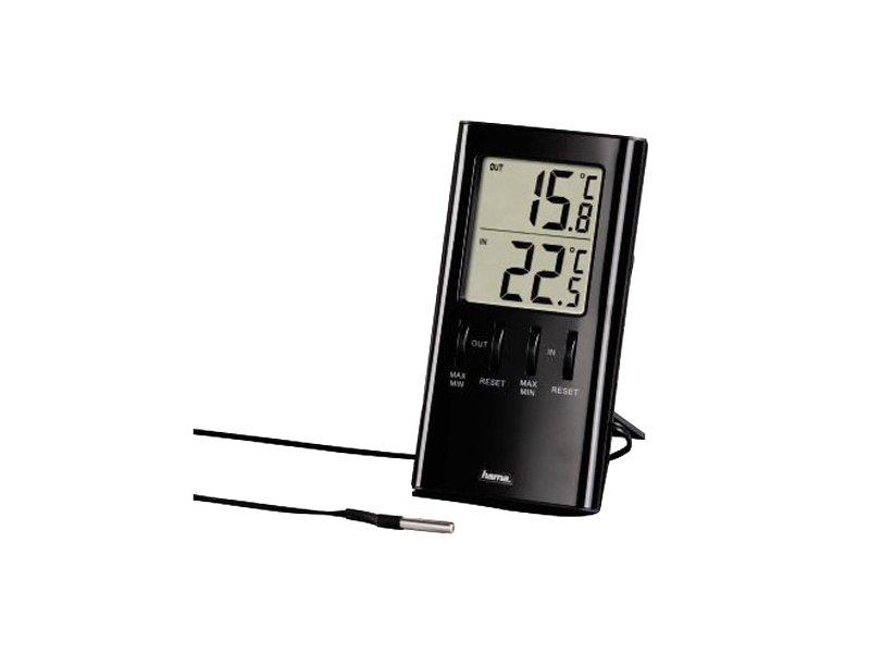 Термометр Hama T-350 H-123143 термометр hama h 75298 серебристый