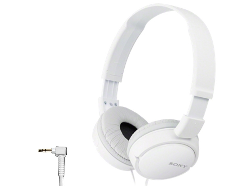 Sony MDR-ZX110AP White