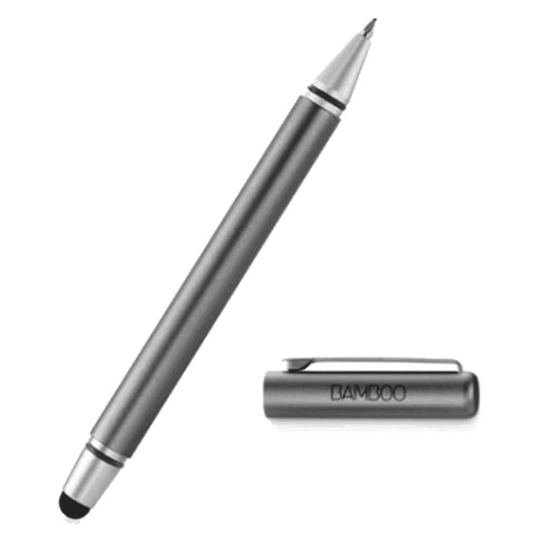 Аксессуар Стилус Wacom Bamboo Stylus Duo3 Grey CS-170-X