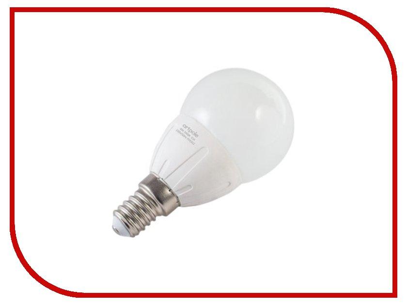 Лампочка Artpole Mini Classic 6W 2700K 220V E14 004686<br>