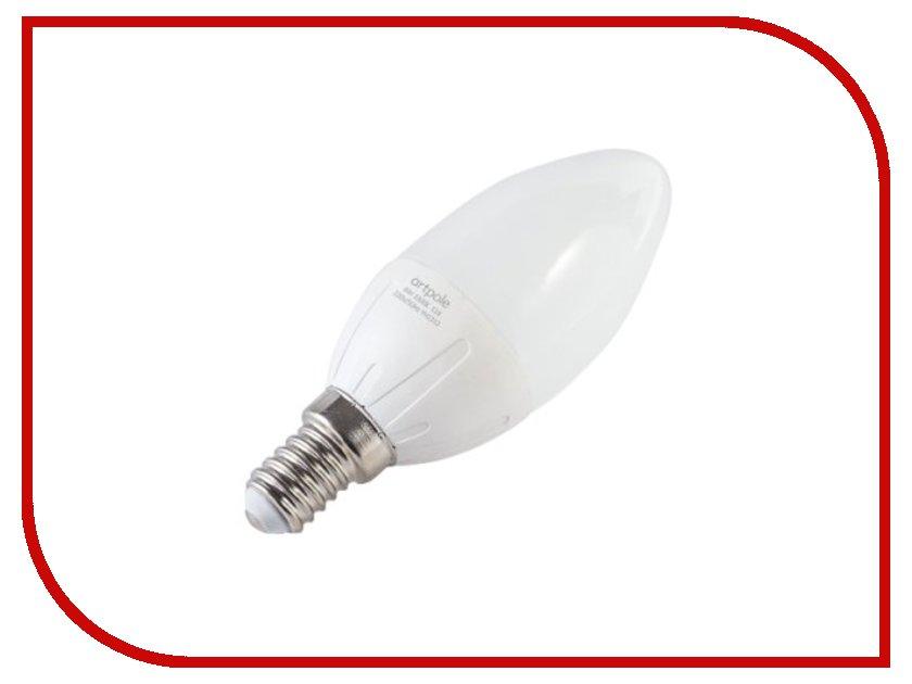 Лампочка Artpole 6W 2700K 220V E14 004685<br>