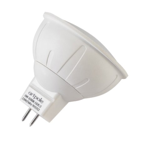 Лампочка Artpole 6W 4200K GU5.3 004437<br>