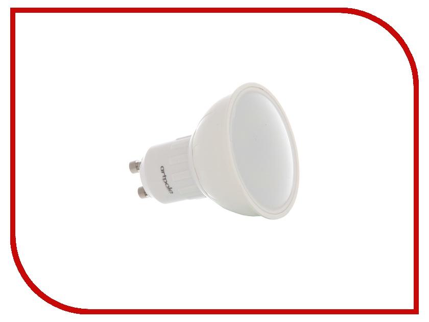 Лампочка Artpole 6W 4200K 220V GU10 004431<br>