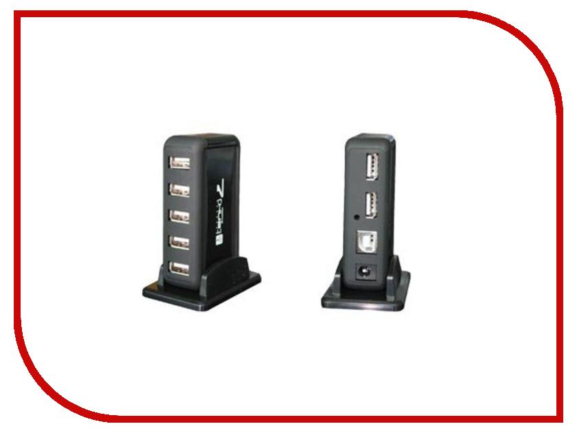 orient em7l001b orient Хаб USB Orient KE-700NP 7-ports