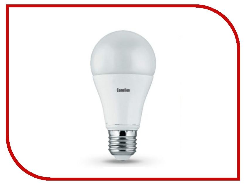 Лампочка Camelion LED14-A60/830/E27 220V<br>