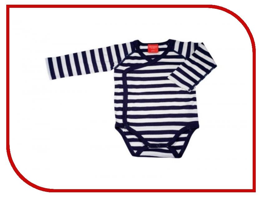 Боди Merri Merini 0-3 месяцев Blue Strip MM-03B<br>