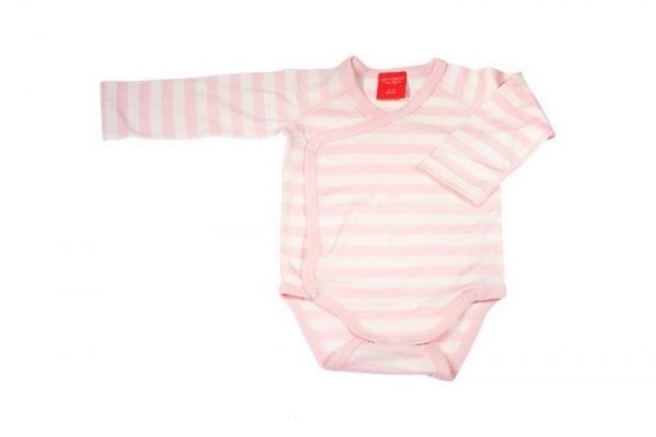 Боди Merri Merini 3-6 месяцев Pink Strip MM-03G<br>
