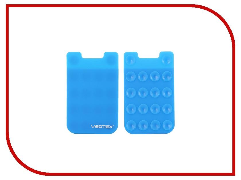 Аксессуар Чехол Vertex PR001BL силиконовый Blue