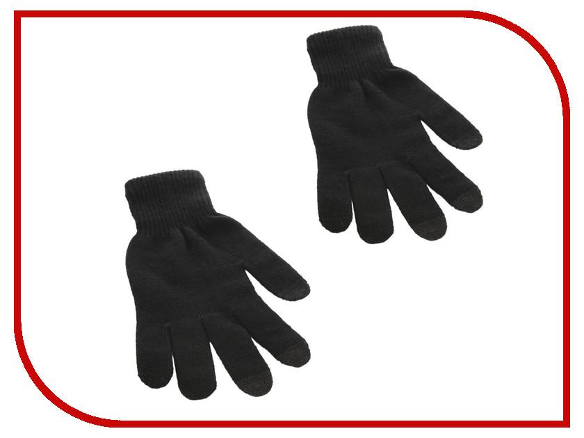 Теплые перчатки для сенсорных дисплеев CBR / Human Friends Mobile Comfort Fiver Cool Black