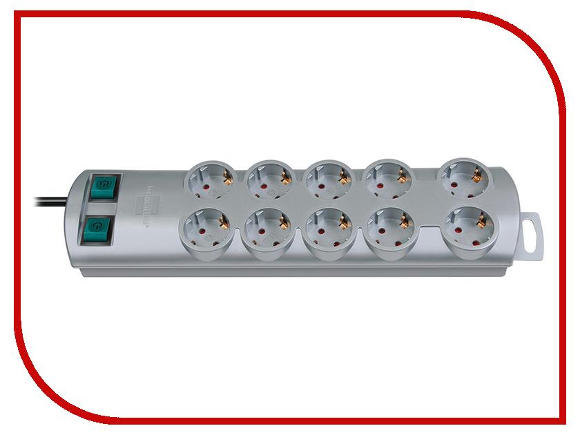 Сетевой фильтр Brennenstuhl Primera-Line 10 Sockets 2m 1153390120 сетевой фильтр makel 2 sockets 7m mgp107