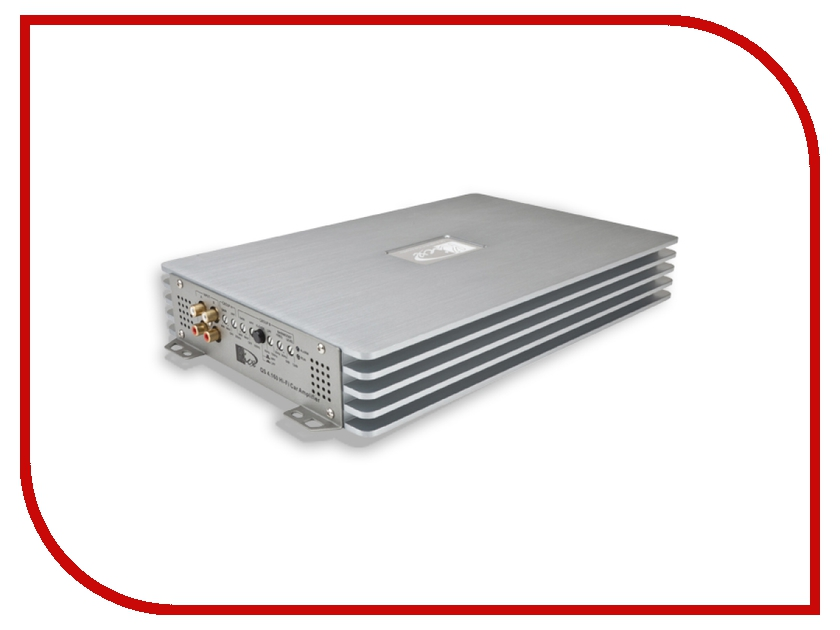 Усилитель Kicx QS 4.160