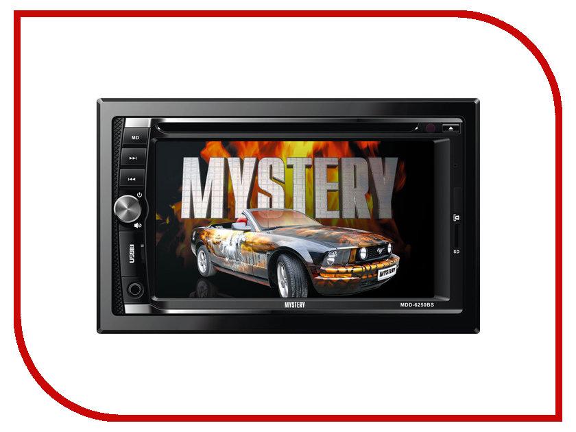 Автомагнитола Mystery MDD-6250BS