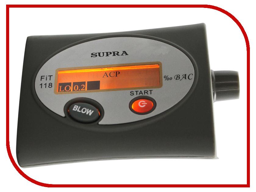 Алкотестер SUPRA ATS-150 Black