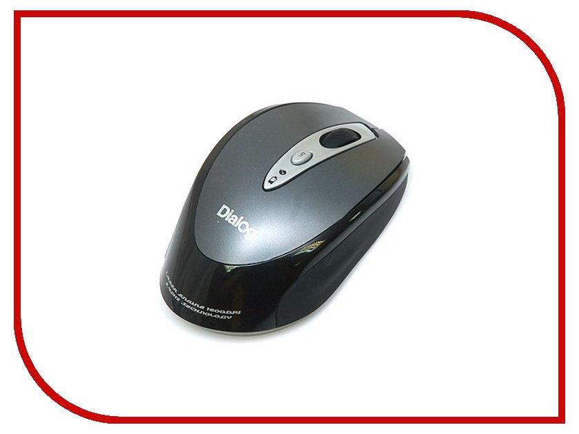 Мышь проводная Dialog Katana MLK-11SU Silver USB<br>