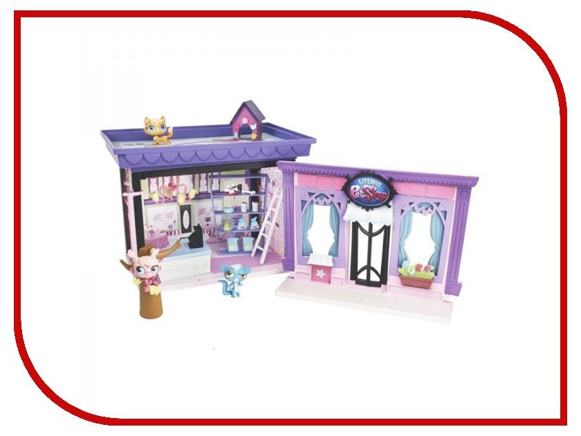 Игрушка Hasbro Littlest Pet Shop Стильный зоомагазин A7322TBC<br>