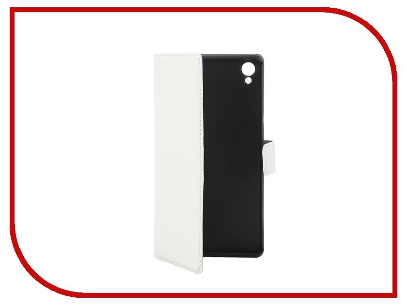 Аксессуар Чехол Sony Xperia Z3 Muvit MFX Wallet Folio Case White SEWAL0004<br>