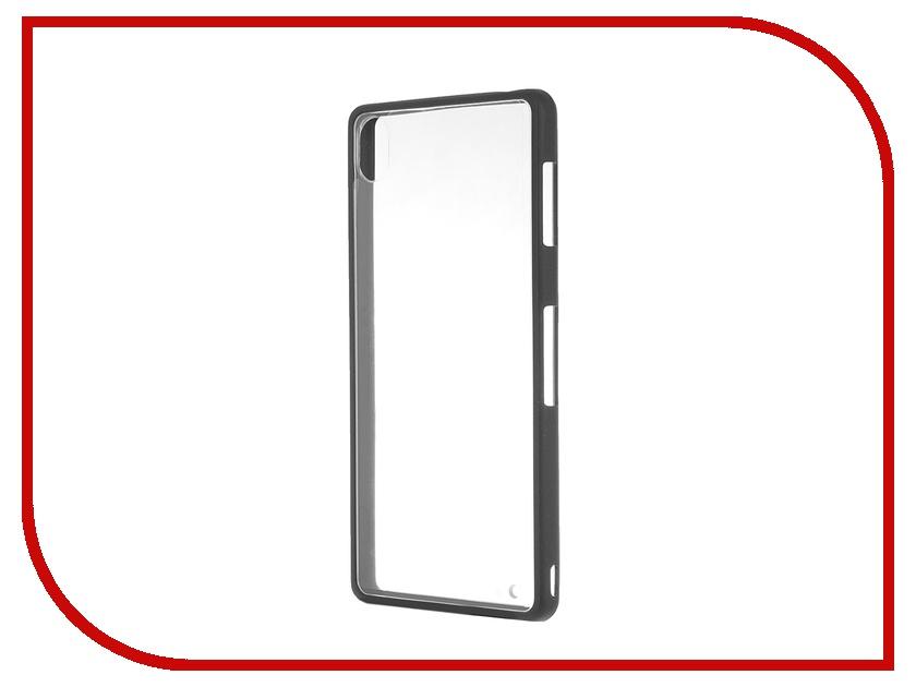 Аксессуар Чехол Sony Xperia Z3 Muvit MyFrame Case Black SEBMC0038<br>