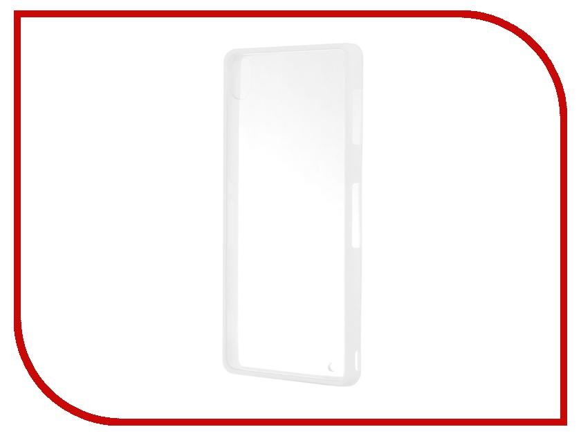 ��������� ����� Sony Xperia Z3 Muvit MyFrame Case White SEBMC0039
