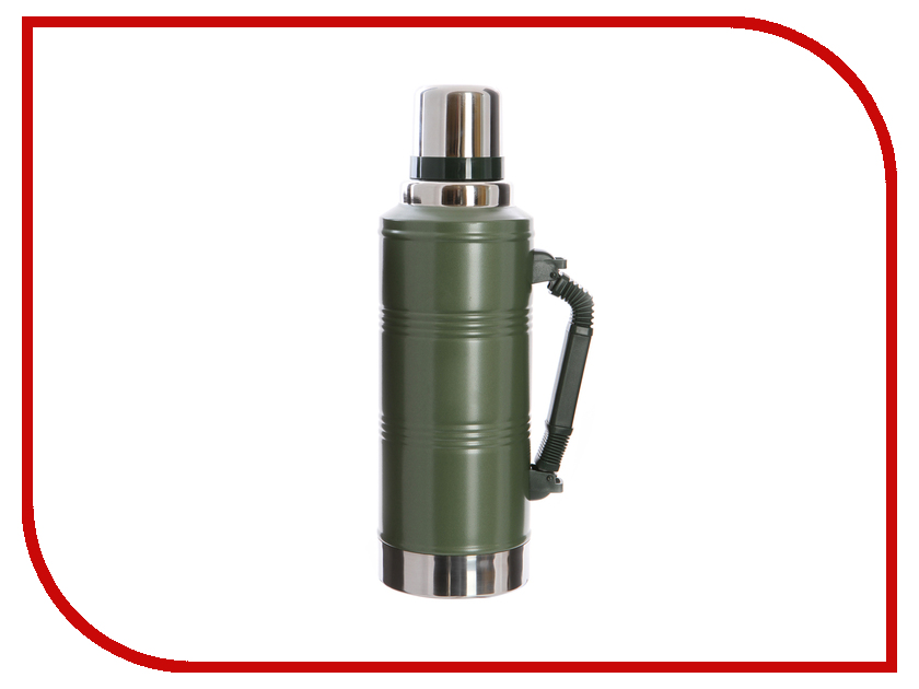 Термос Арктика 106-2200P 2.2L Green термоконтейнер арктика 2000 30 л зеленый