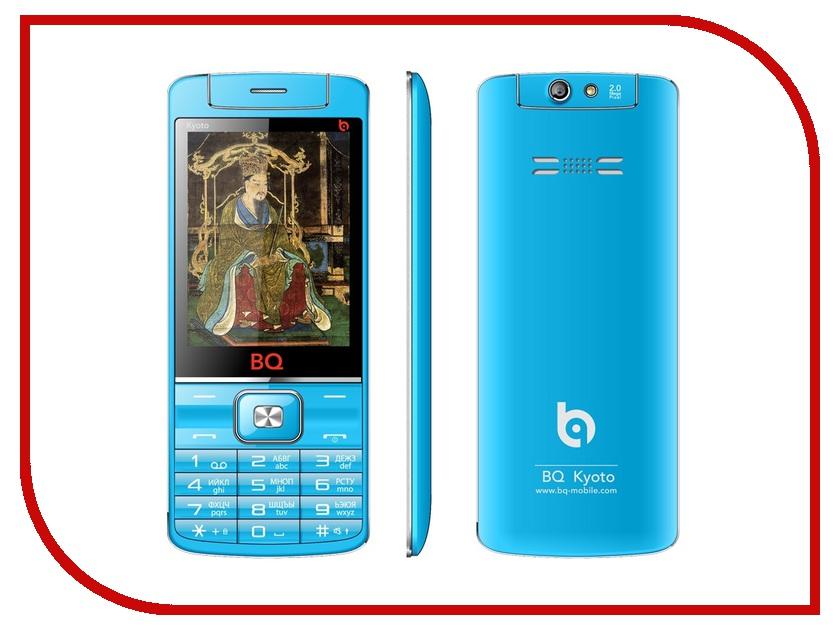 Сотовый телефон BQ BQM-2802 Kyoto Blue<br>