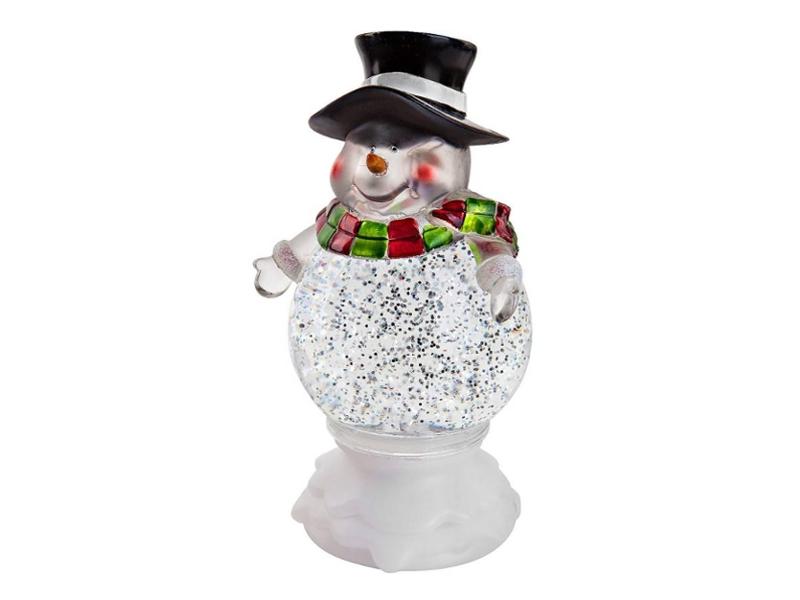 Новогодний сувенир Mister Christmas Снеговик TT-SN