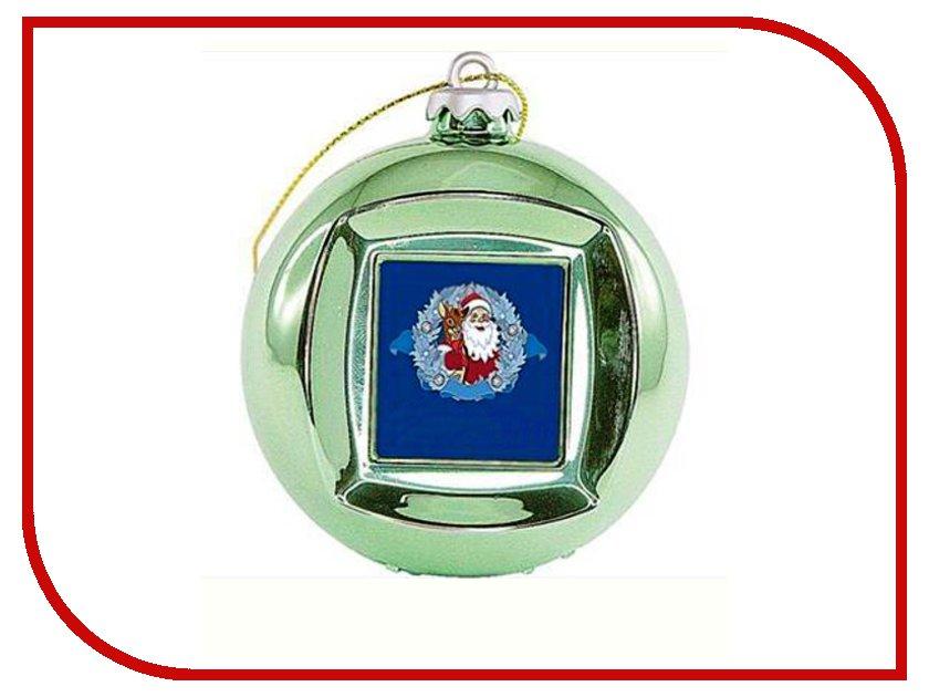 Украшение Mister Christmas Frame Ball/5-48 Green<br>