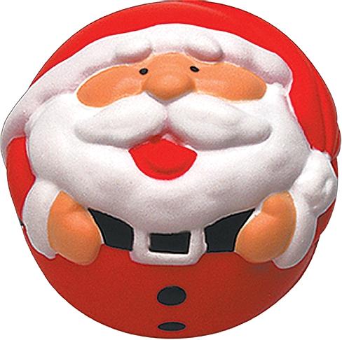 Игрушка антистресс Mister Christmas Дед Мороз ANTI-1 Red
