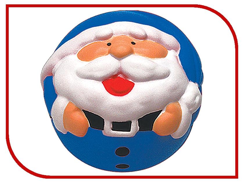 Игрушка антистресс Mister Christmas Дед Мороз ANTI-2 Blue<br>