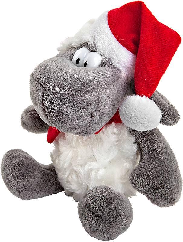 Гаджет Mister Christmas Овечка L2015-R3 Grey-Red