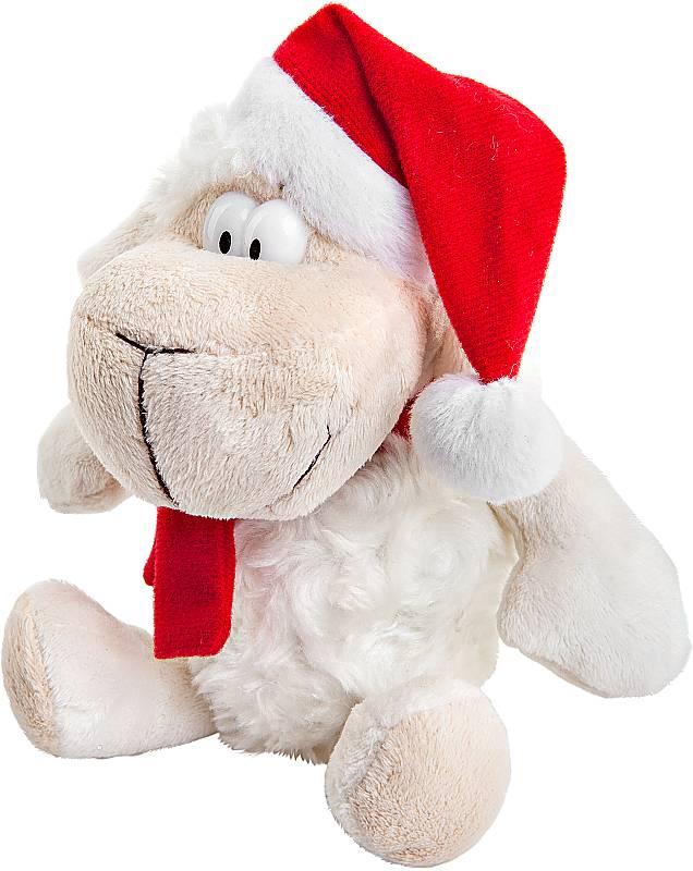 Гаджет Mister Christmas Овечка L2015-R2 White-Red