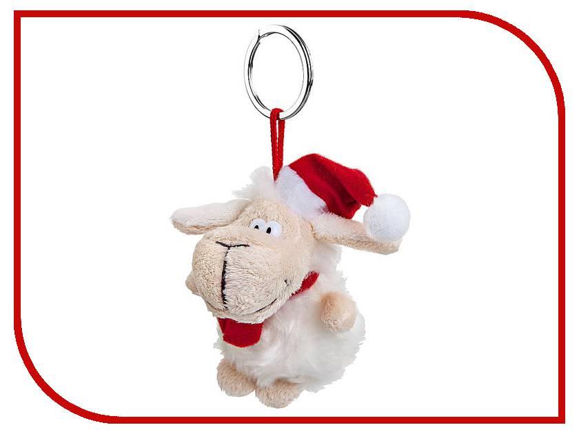 Гаджет Mister Christmas Брелок Овечка White-Red L2015-RK<br>