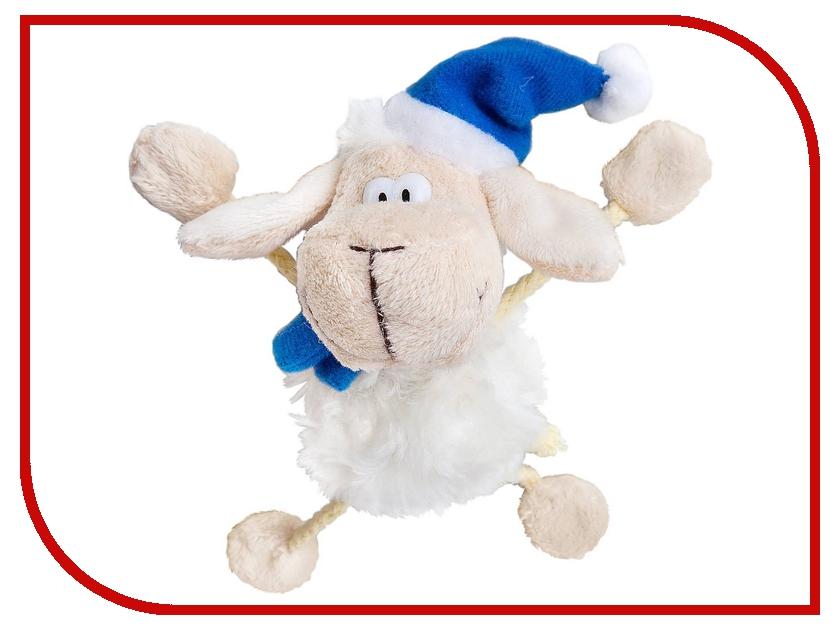 Гаджет Mister Christmas Брелок Овечка White-Blue L2015-BM