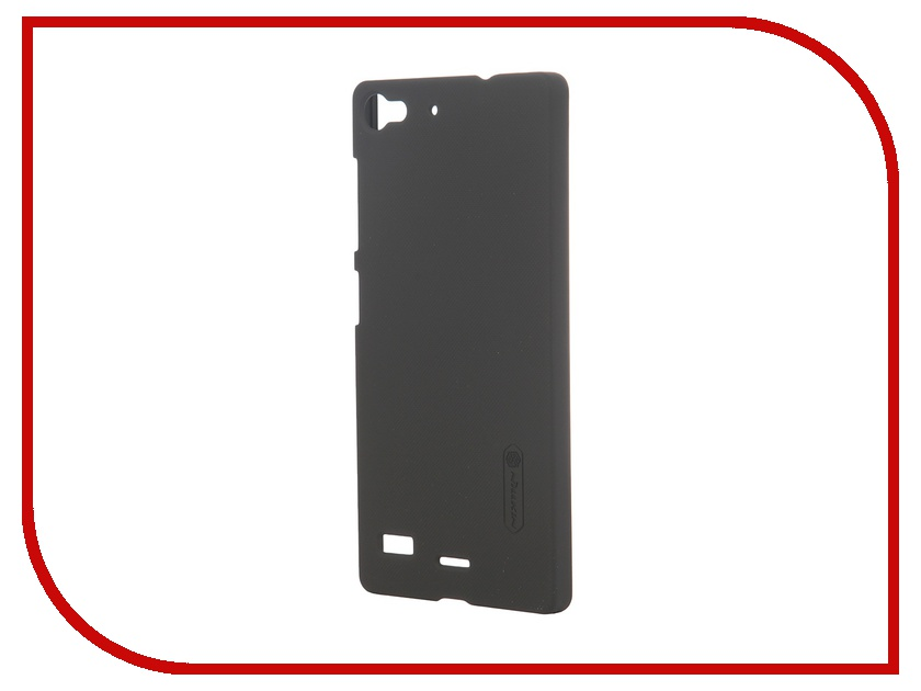 ��������� �����-�������� Lenovo Vibe X2 Nillkin Super Frosted Shield Black T-N-LVX2-002
