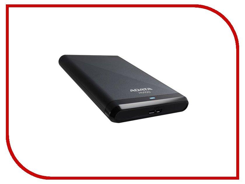 Жесткий диск A-Data Classic HV100 2Tb USB 3.0 Black AHV100-2TU3-CBK жесткий диск a data dashdrive durable hd710 1tb black ahd710 1tu3 cbk