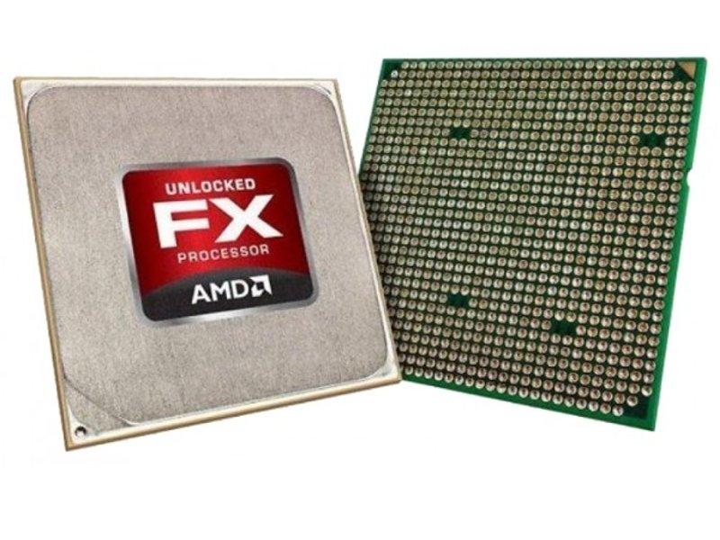 Процессор AMD FX-8370 Vishera FD8370FRW8KHK (4000MHz/AM3+/L3 8192Kb)