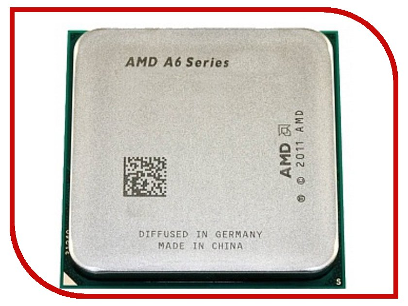 Процессор AMD A6-6420K Richland AD642KOKA23HL (4000MHz/FM2/L2 1024Kb)<br>