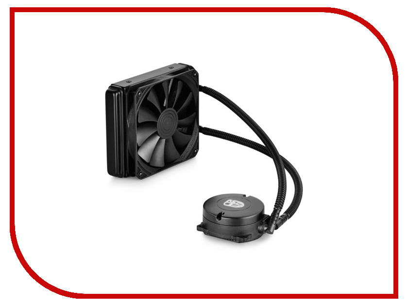 Водяное охлаждение DeepCool Maelstrom 120K (Intel S1150/1155/S1156/S1356/S1366/S2011/AM2/AM2+/AM3/AM3+/FM1/FM2/FM2+) цена и фото