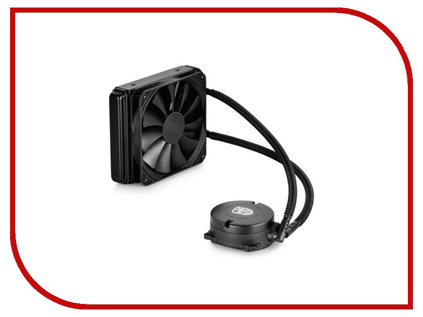 Водяное охлаждение DeepCool Maelstrom 120K (Intel S1150/1155/S1156/S1356/S1366/S2011/AM2/AM2+/AM3/AM