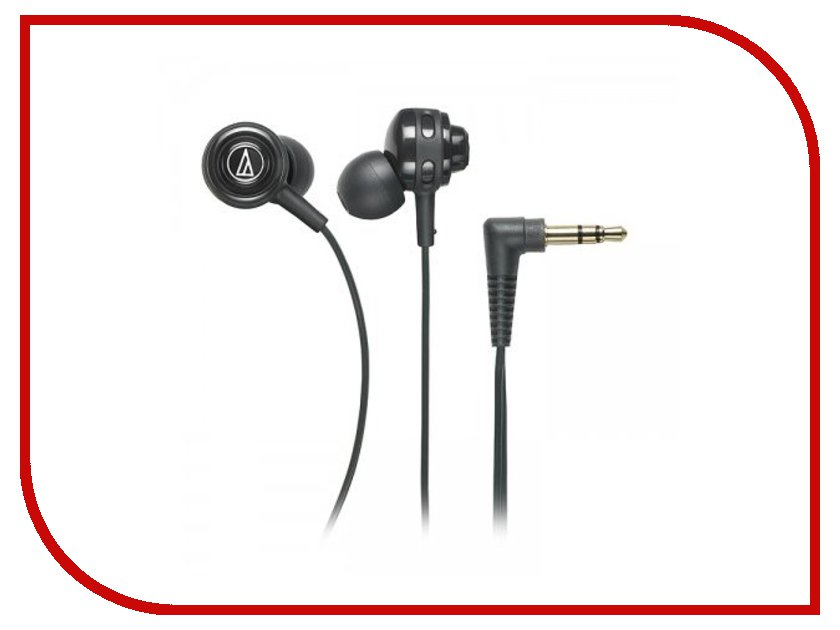 Наушники Audio-Technica ATH-COR150 Black<br>