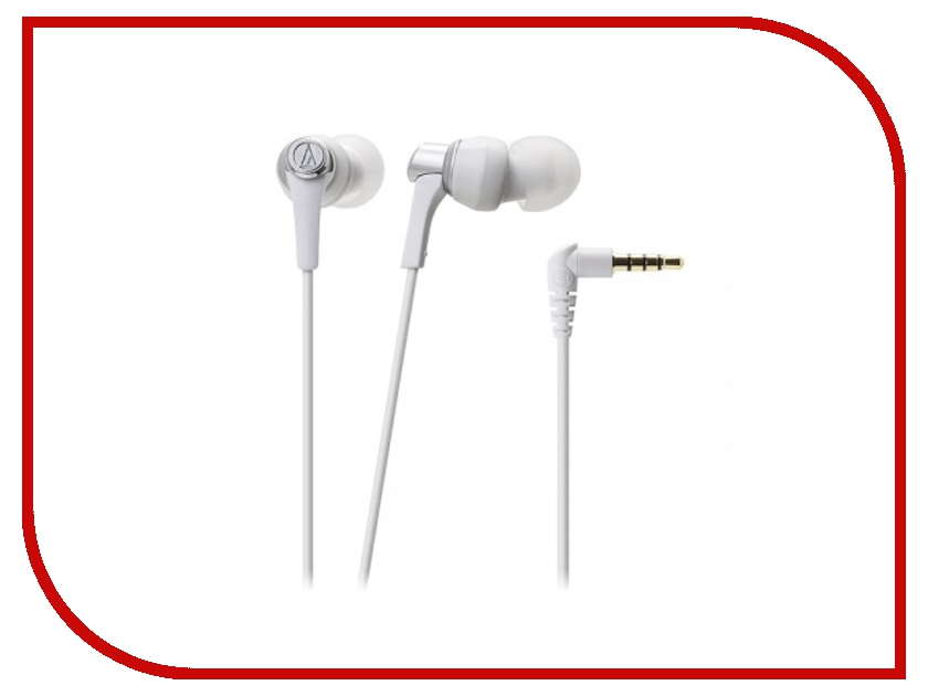 Наушники Audio-Technica ATH-CKR3 White
