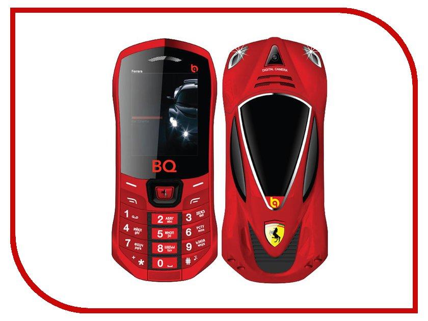 Сотовый телефон BQ BQM-1822 Ferrara Red