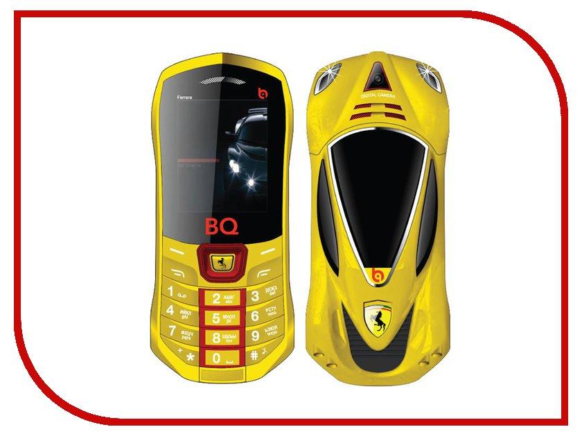 Сотовый телефон BQ BQM-1822 Ferrara Yellow