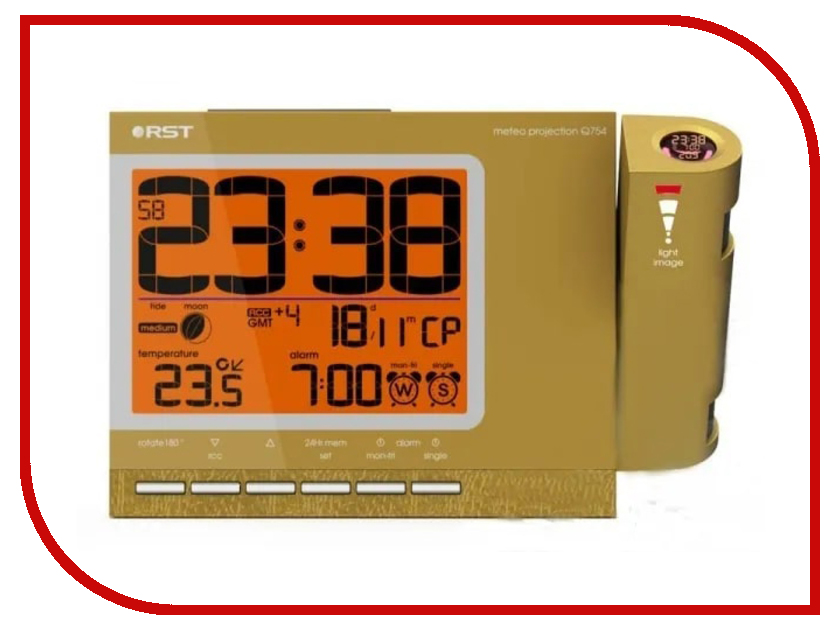 Погодная станция RST 32754 Gold погодная станция rst 02575