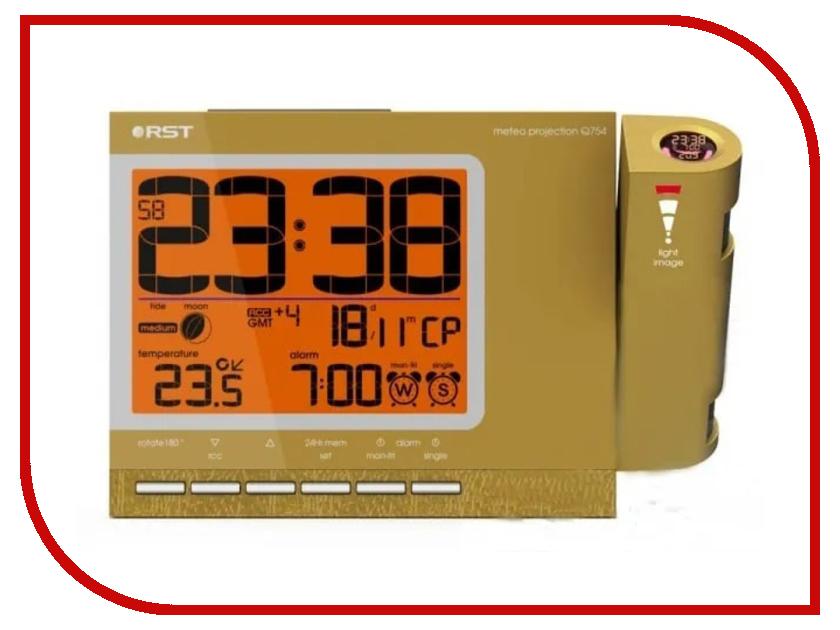 Погодная станция RST 32754 Gold цена и фото